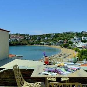 Huize Krinos Suites op Andros, 17 dagen