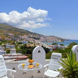 Huize Arni op Andros, 17 dagen