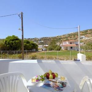Huize Dora Dio op Andros, 24 dagen