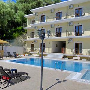 Huize Petrino in Epiros, 22 dagen