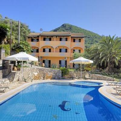 Huize Nikiforos op Corfu, 22 dagen