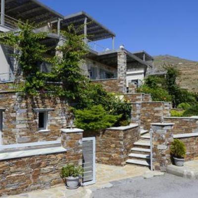 Huize Aeolia op Evia, 17 dagen