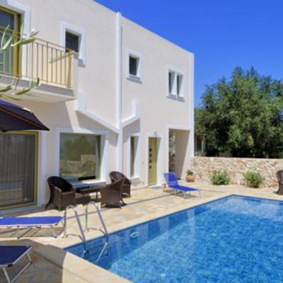 Villa Pinelopi op Kefalonia, 8 dagen