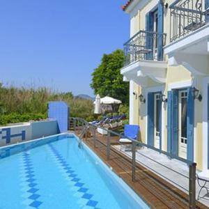 Hotel Michaelia op Lesbos, 8 dagen