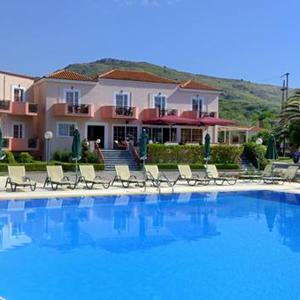 Hotel Bella Vista op Lesbos, 22 dagen
