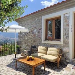 Huize Rodi op Lesbos, 8 dagen