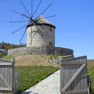 Limnos Windmills op Limnos, 10 dagen