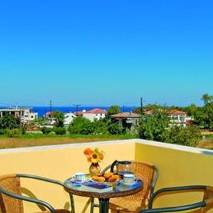 Huize Dimitra op Samos, 22 dagen