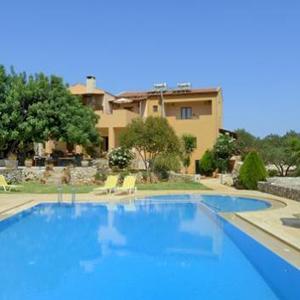 Huize Elianthos op West-Kreta, 8 dagen