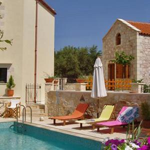Villa Ilianthos op West-Kreta, 22 dagen