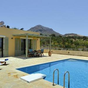 Villa Lemonia op Zuid-Kreta, 22 dagen