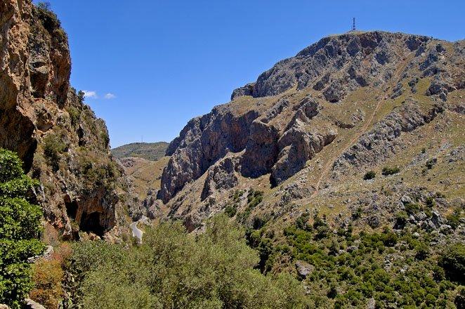 8-daagse Autorondreis West- en Zuid-Kreta