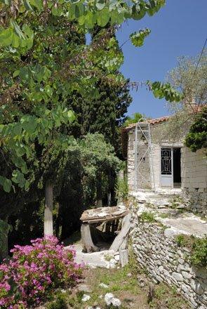 nachtegaalvallei op samos, griekenland