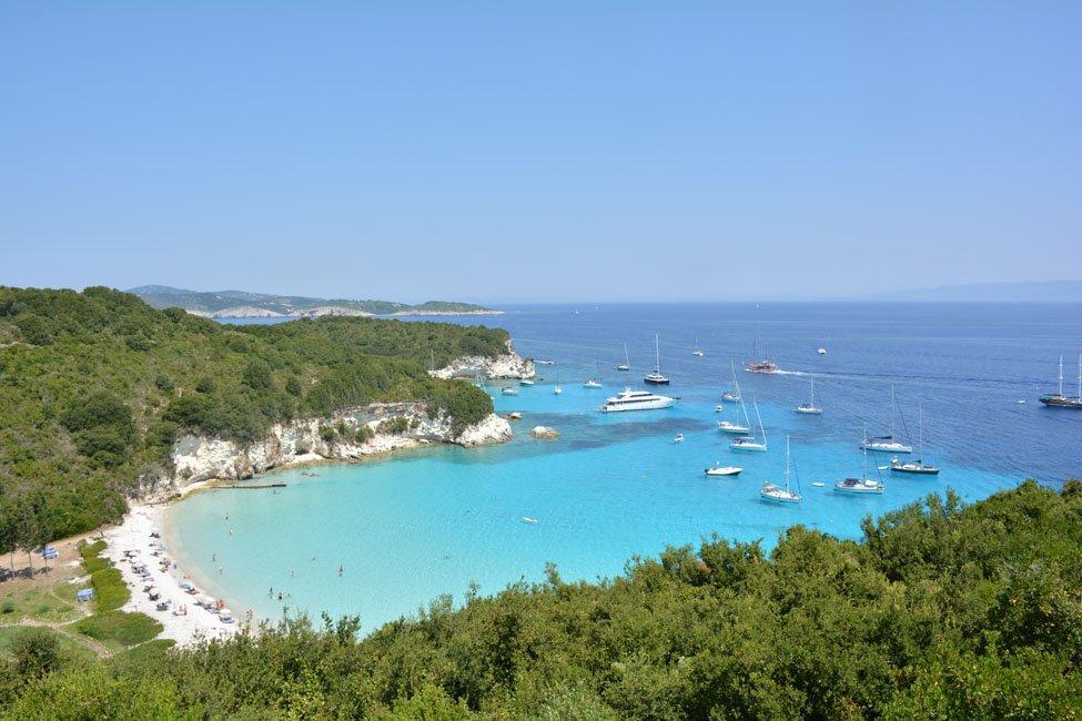 Foto's van gasten vakantie Paxos