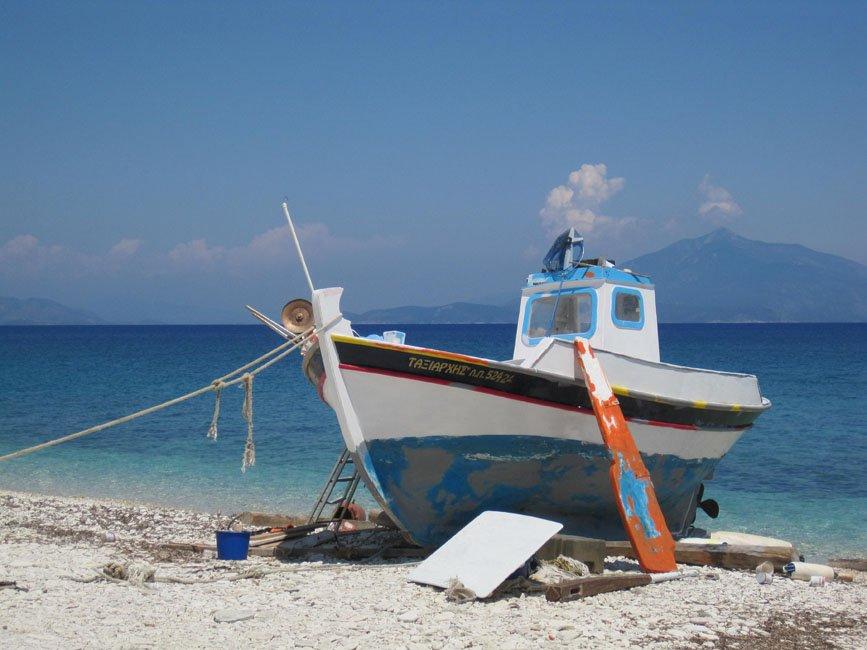 Foto's van gasten vakantie Samos