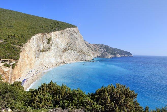 vakantie griekenland, bestemming lefkas