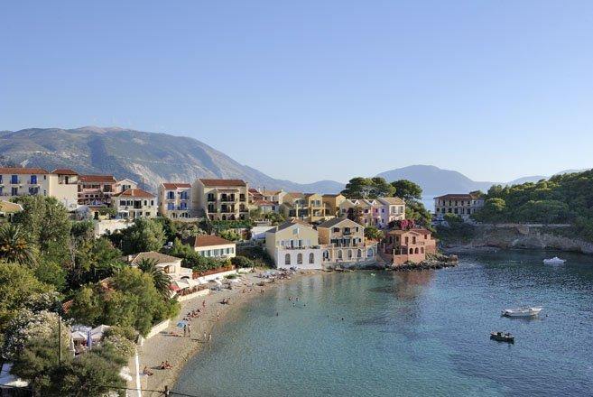 vakantie griekenland, bestemming kefalonia