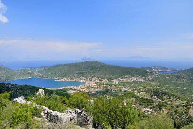 vakantie griekenland, bestemming ithaki