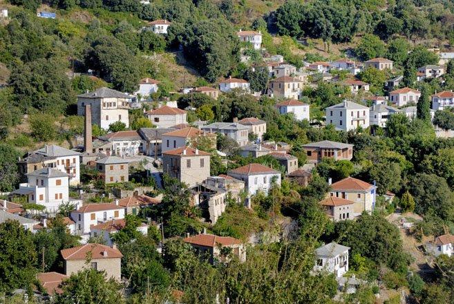 vakantie griekenland, bestemming pilion