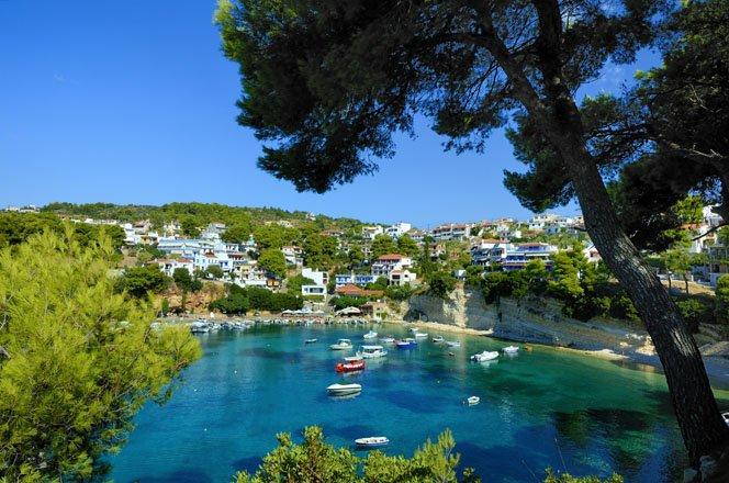 vakantie griekenland, bestemming alonissos