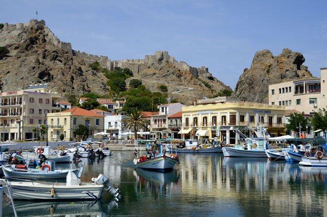 vakantie griekenland, bestemming limnos