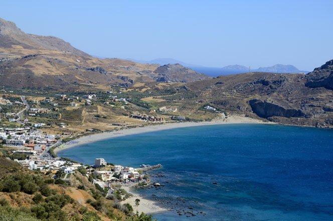 vakantie griekenland, bestemming zuid-kreta