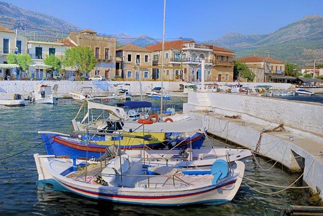 vakantie griekenland, bestemming peloponnesos
