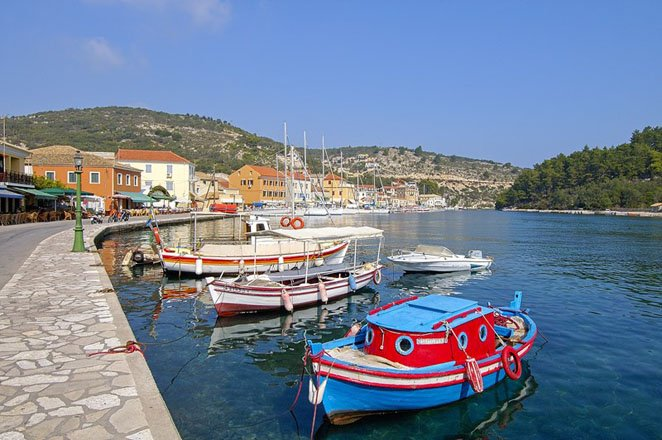 vakantie griekenland, bestemming paxos