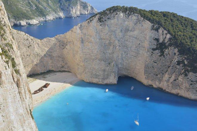 vakantie griekenland, bestemming zakynthos
