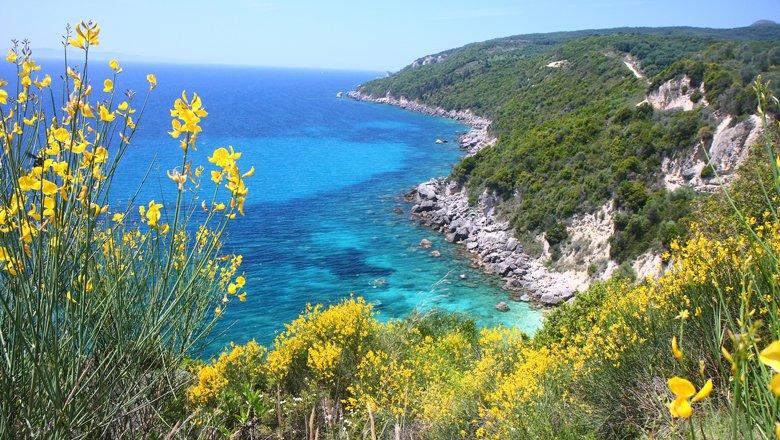 Bezienswaardigheden op Corfu