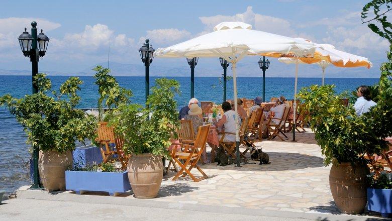 De dorpen van Corfu