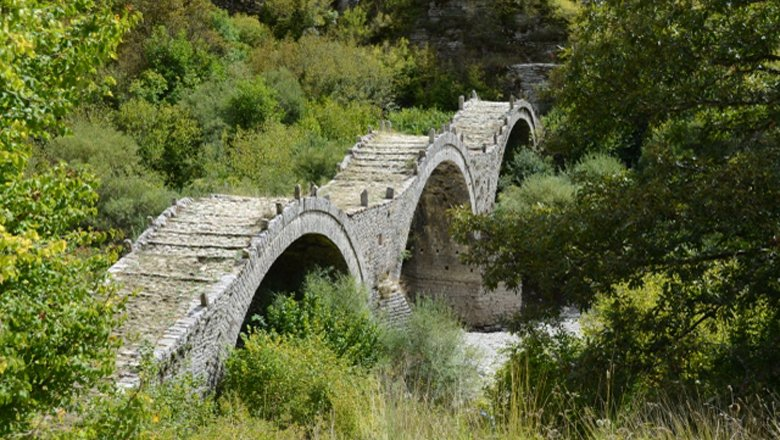 Bezienswaardigheden op Epiros