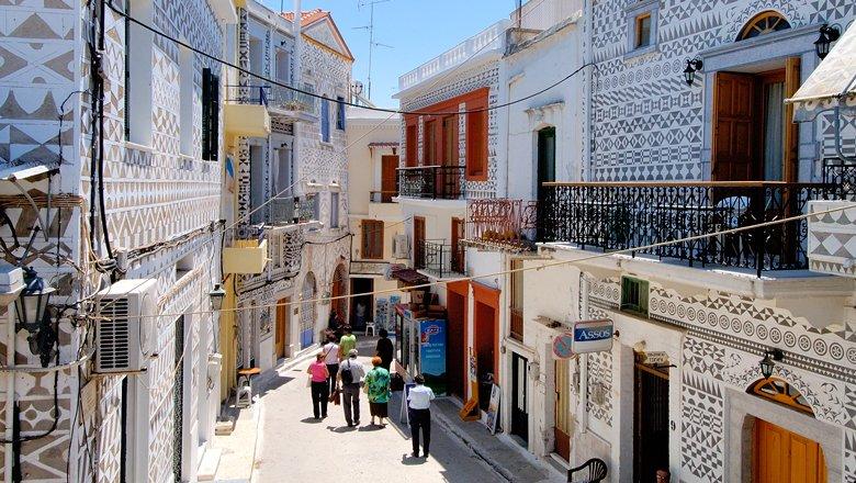 Bezienswaardigheden op Chios