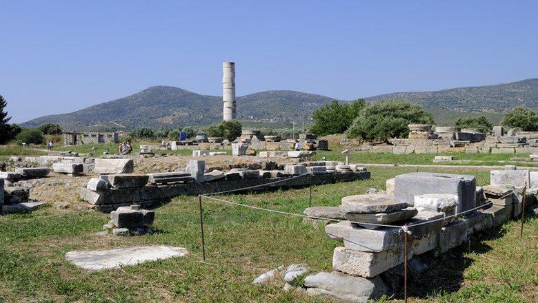 Excursies op Samos