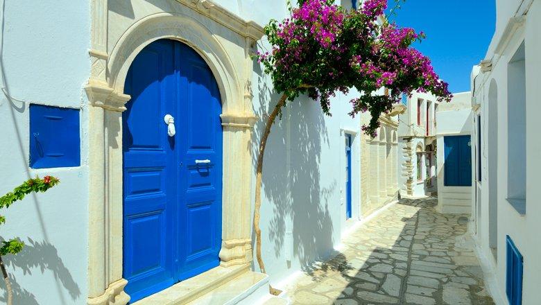 De dorpen van Tinos