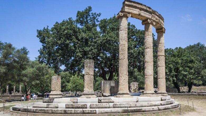 Bezienswaardigheden op de Peloponnesos