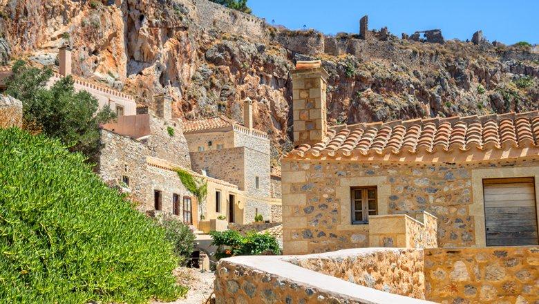 Excursies op de Peloponnesos