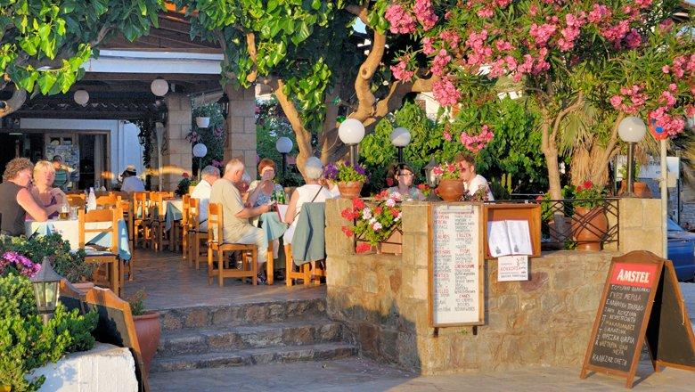 Dorpen op de Peloponnesos