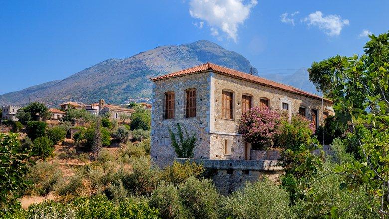 Wandelen op de Peloponnesos