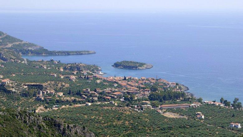 Combinaties met de Peloponnesos