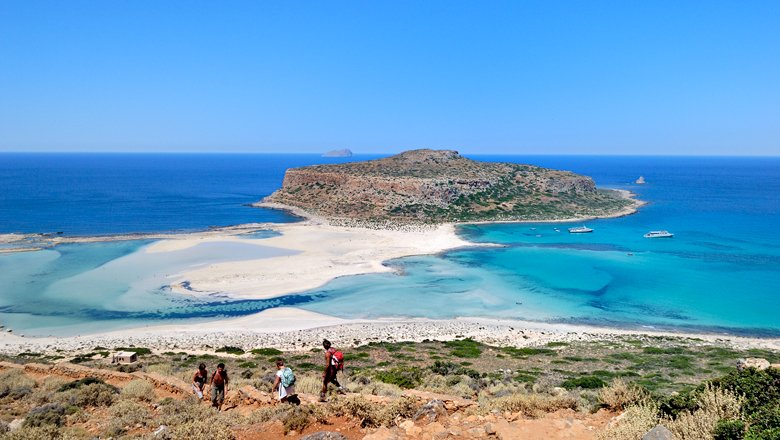 Excursies op West-Kreta