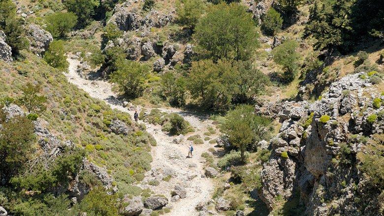 Bezienswaardigheden op Zuid-Kreta