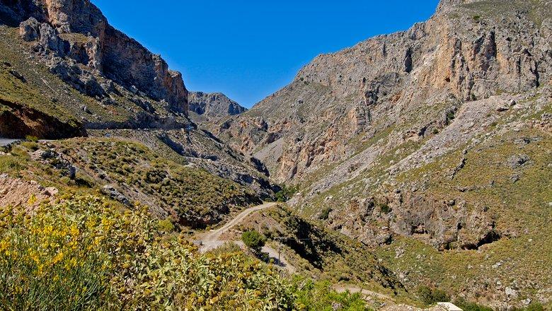 Wandelen op Zuid-Kreta
