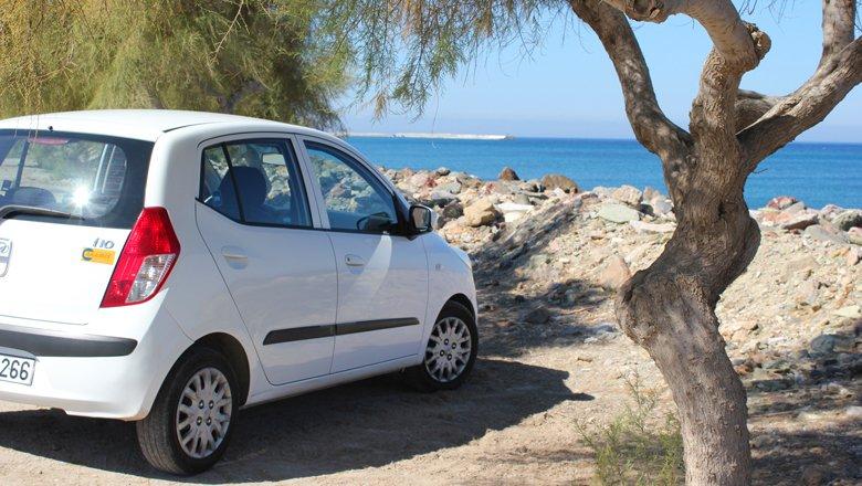 Autorondreis op Zuid-Kreta