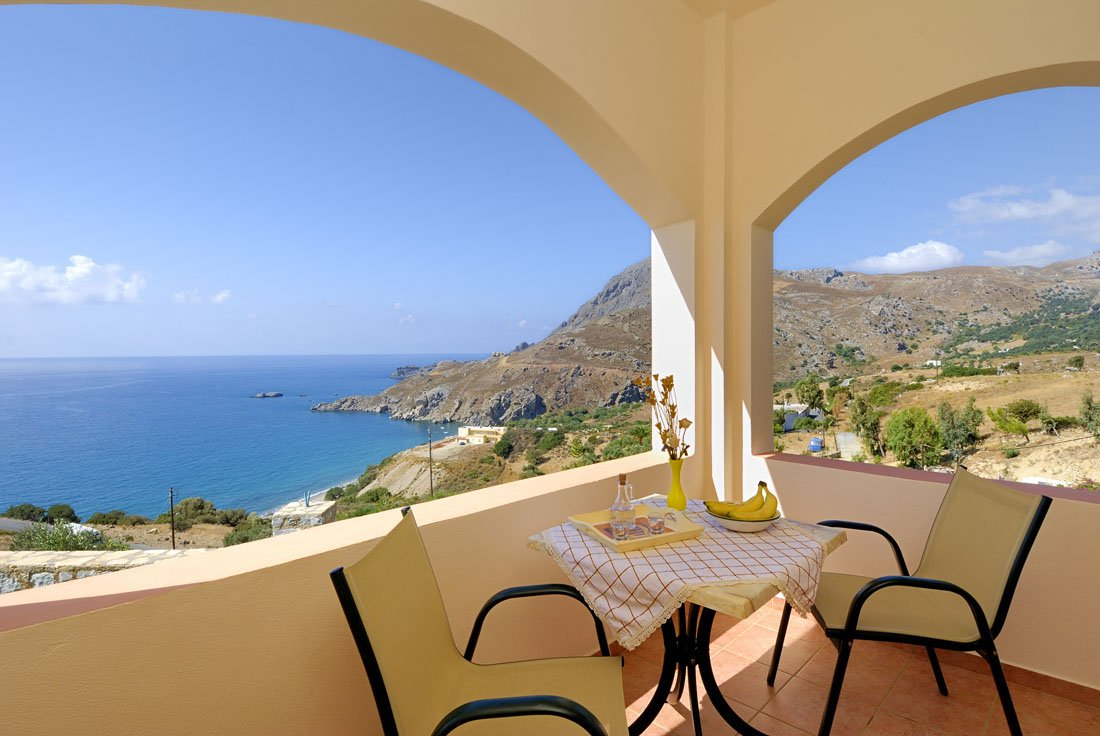 Panorama op Zuid-Kreta_1