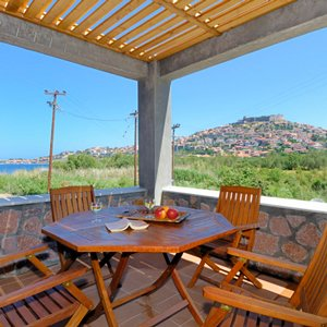 Huize Michaela op Lesbos, 8 dagen