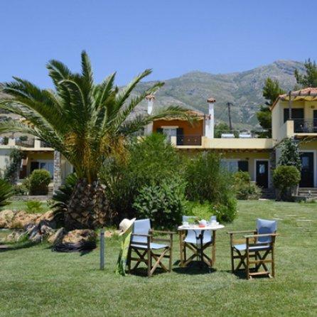 vakantie evia griekenland