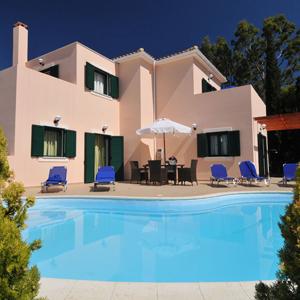 Sami Beach Villas op Kefalonia, 22 dagen