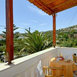 Huize Ioanna op Andros, 24 dagen