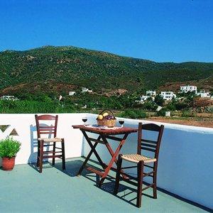 Huize Anna op Skyros, 24 dagen